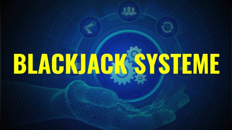 Blackjack Systeme